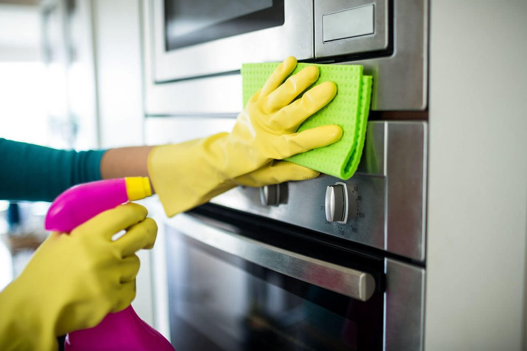Oven Cleaning - Cleanhome Haywards Heath